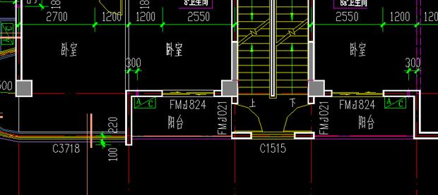 外侧不封闭的在主体结构内的阳台建筑面积怎么计算