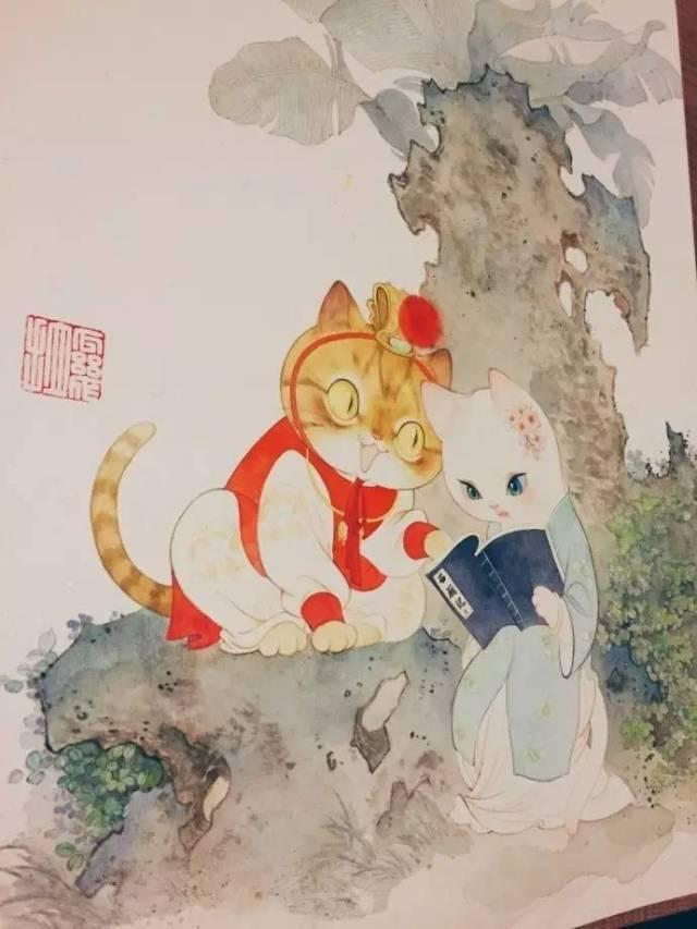 ★乖呆猫猫.穿越大唐★ - 美妙穹盡 - 0