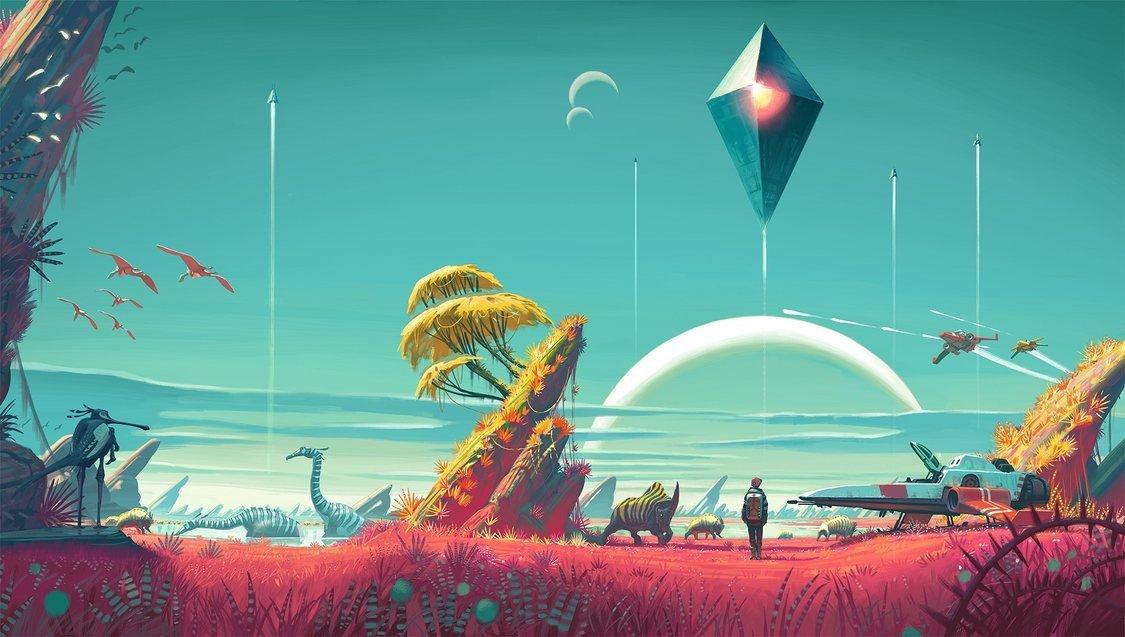 《无人深空》Gamespot评分公布