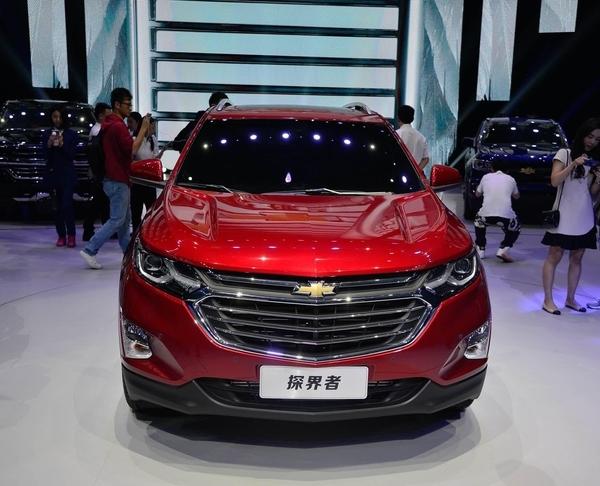3月上市SUV探界者 比昂科威便宜 比途观还舒适!