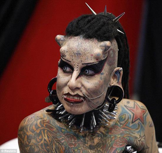 吸血鬼女人