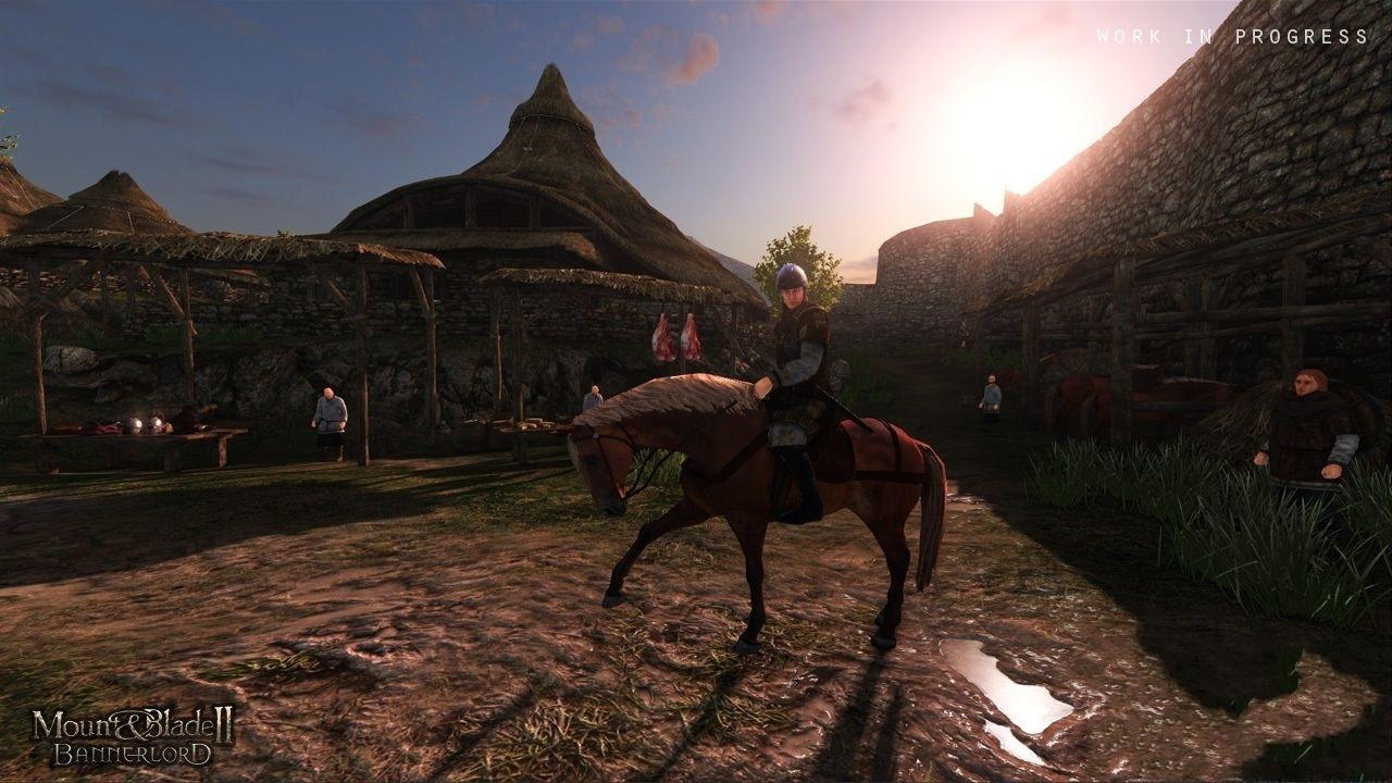 骑马与砍杀2:领主 截图