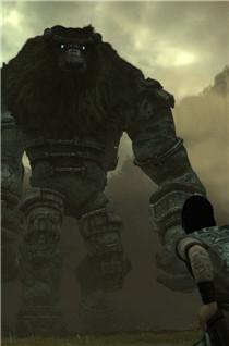 《旺达与巨像》PS4重制版...