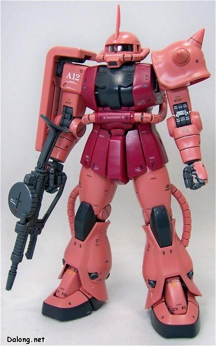 MG98夏亚专用扎古Ⅱ2.0版
