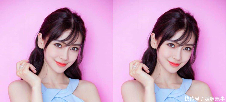 娱乐圈4位确定没有整容的女星,杨颖排第二,第一无争议