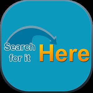 Searchforithere.com app