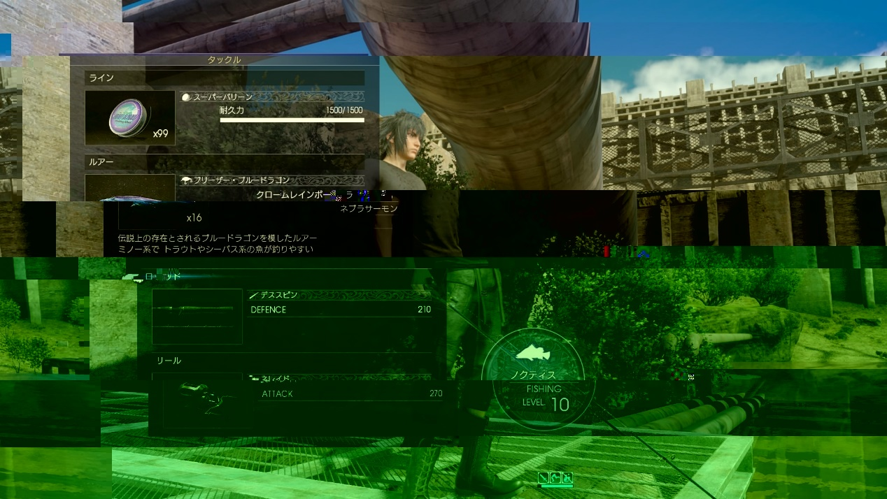 最终幻想15刷经验魔法攻略