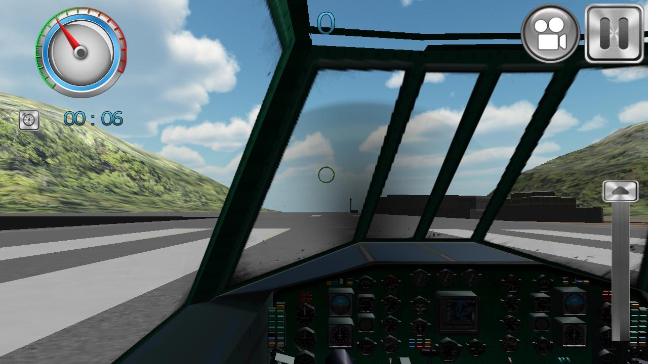 怎么玩:驾驶飞机,完成任务!使用绿色的箭头来控制你的飞机.