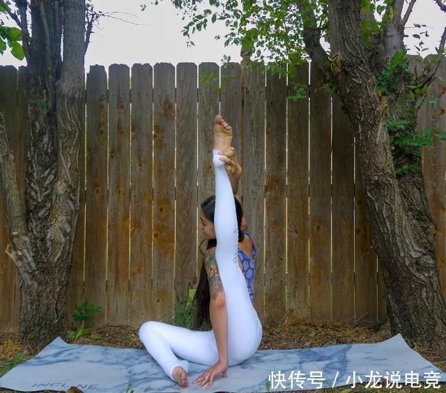 练习瑜伽培养自己多变的气质,让自己成为自信