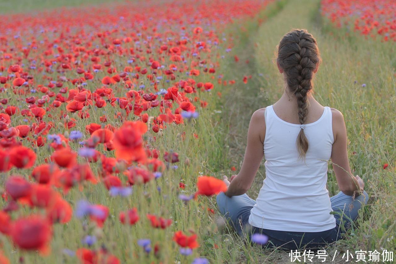 瑜伽静坐冥想引导词,气随心动身随气行,寻找宁