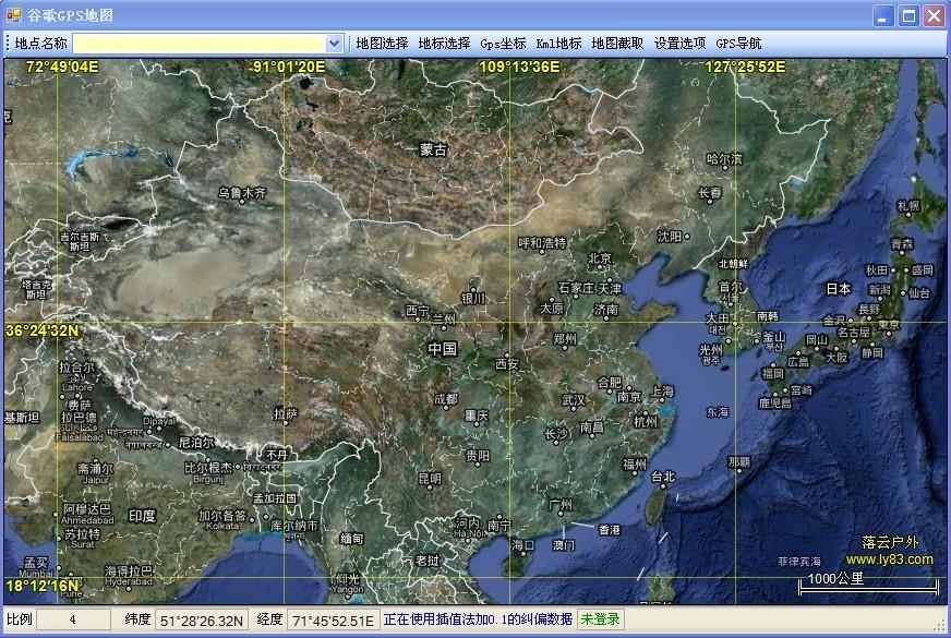 谷歌地图_360百科