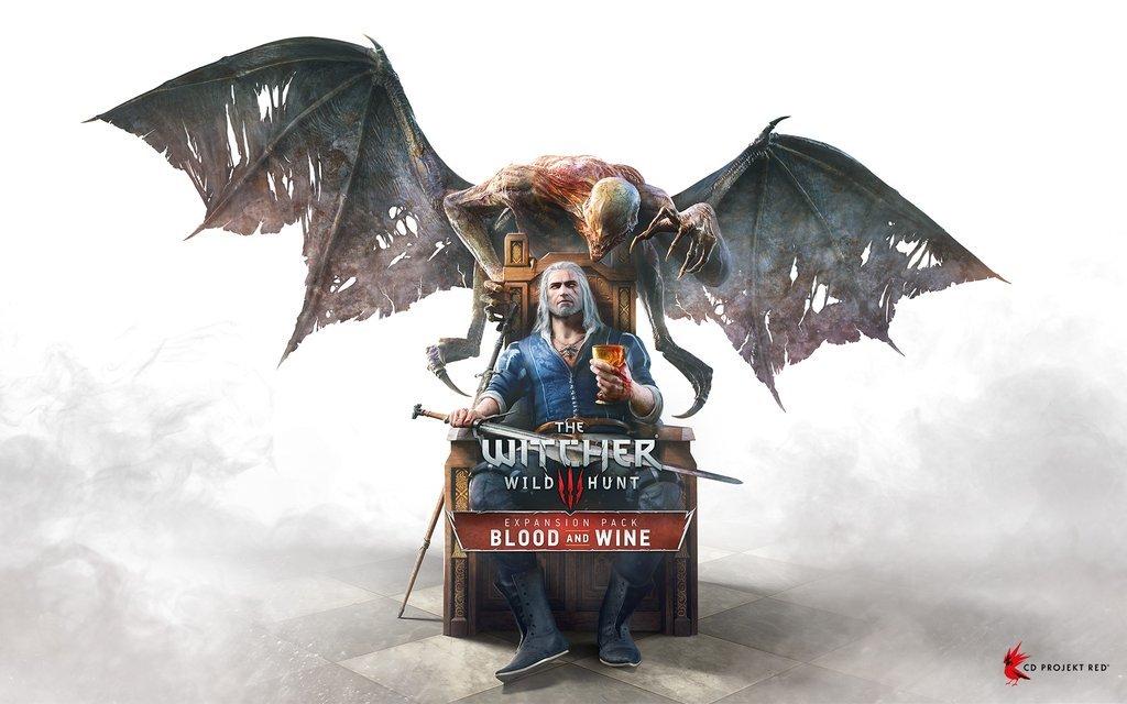 《巫师3》血与酒DLC封面发布