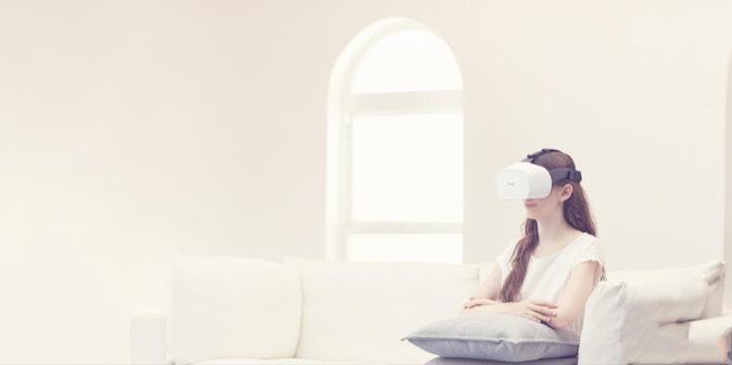 眼球追踪头盔Fove 0十一月发布