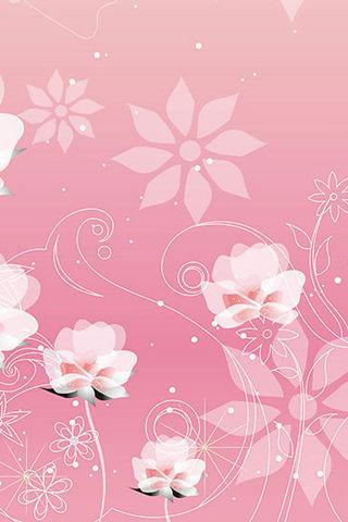桌面壁纸粉色系