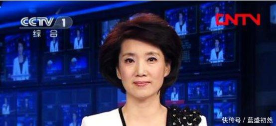 她是《新闻联播》26年首席主播同件衬衣穿20年只做一件事