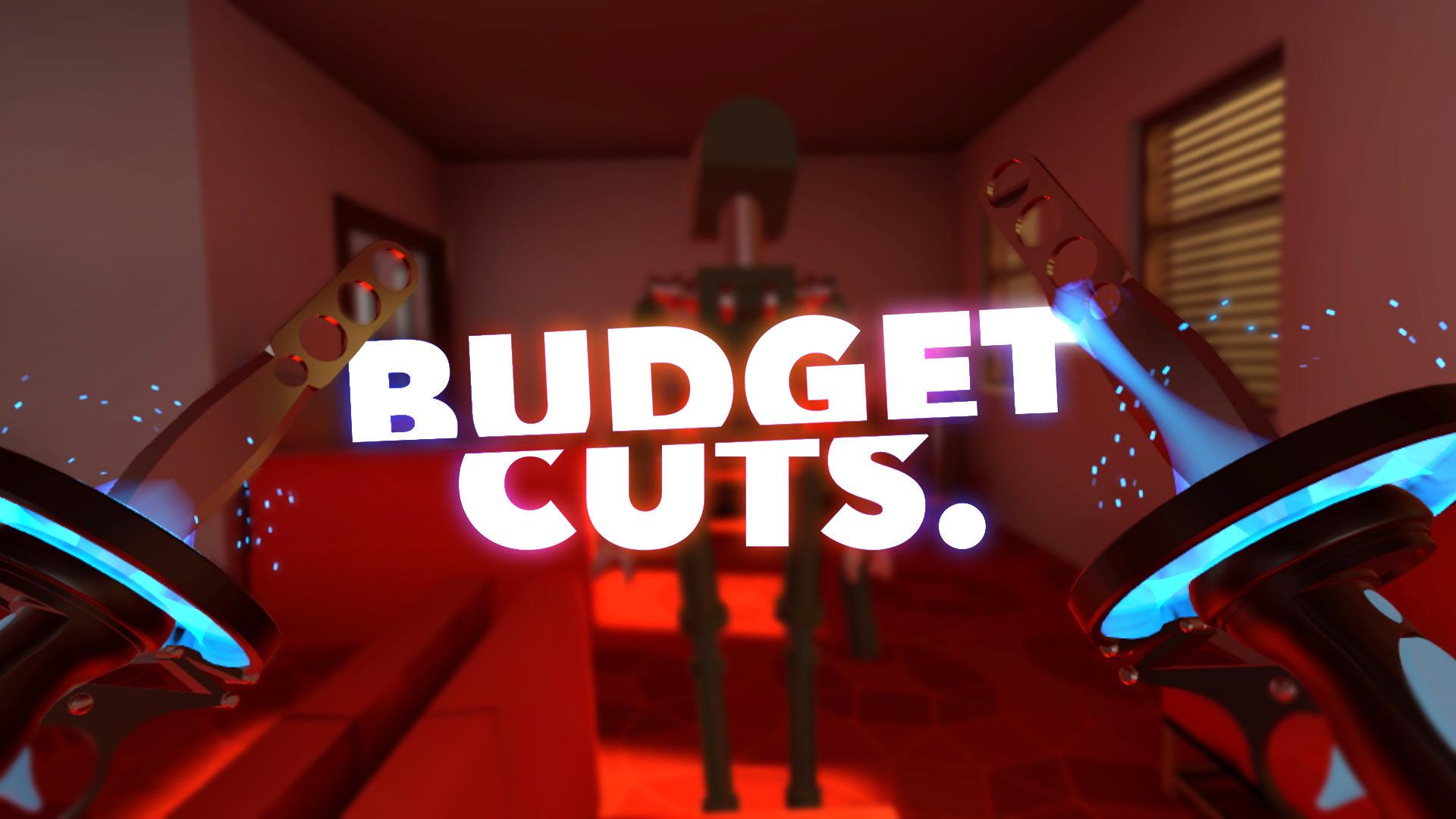 HTC Vive《预算削减》