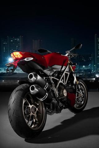 漂亮摩托车壁纸_360手机助手