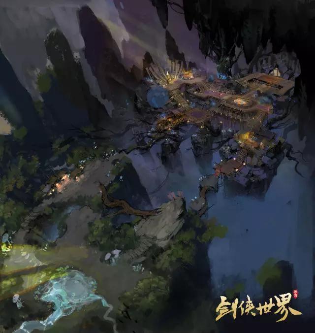《剑侠世界》手游iOS新版今日上线 -9.jpg