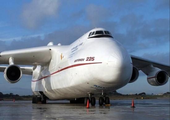 【相关图片】世界最大飞机乌克兰安-225生产线或落户渭南