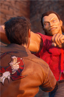 《莎木3》公布最新游戏场景画