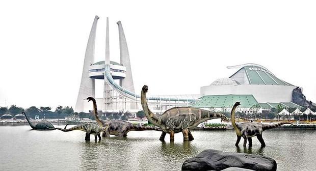 常州恐龙园旅游全攻略
