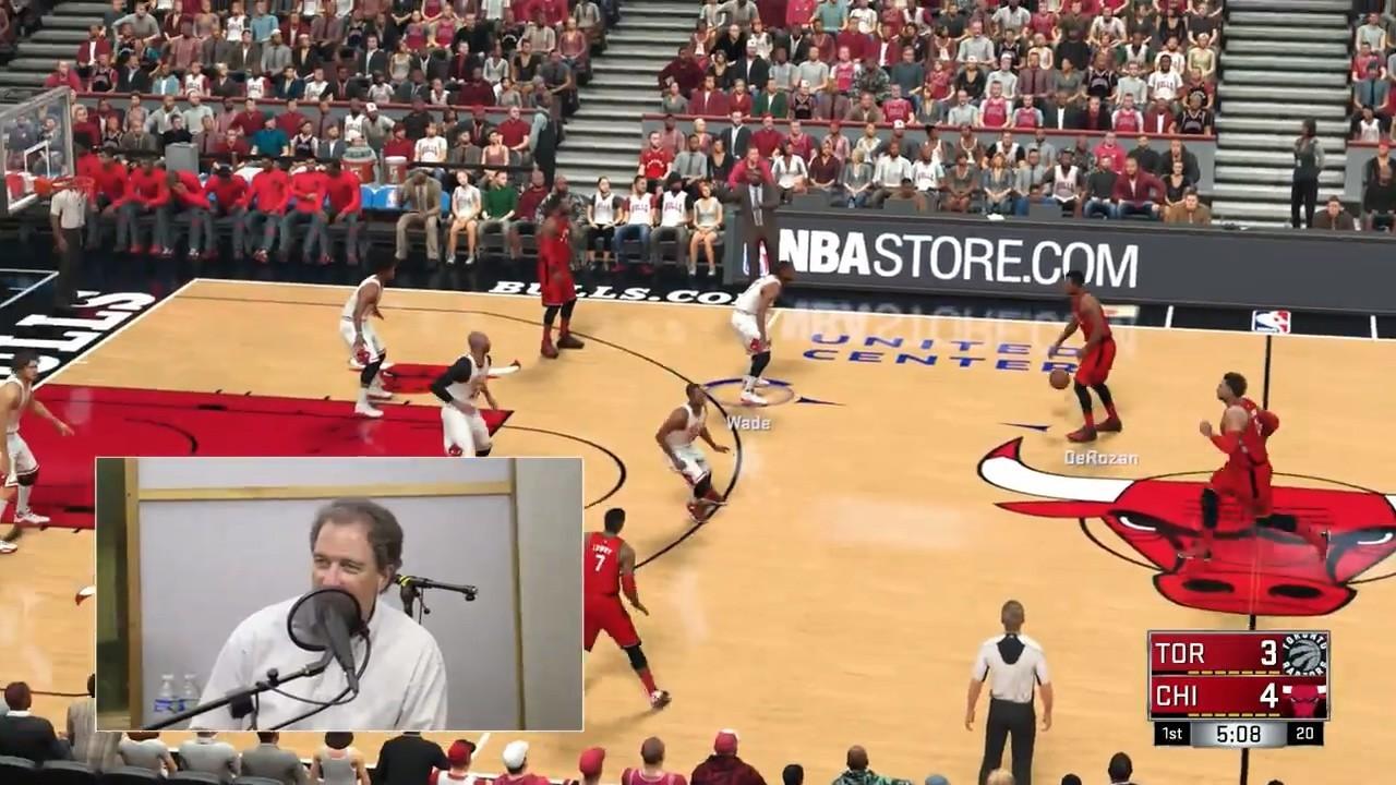NBA2K17动态解说预告片