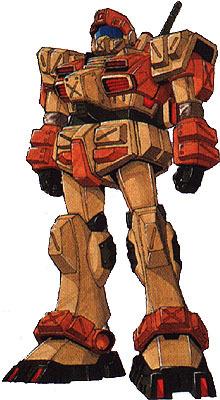 RGM-79SP沙漠战用吉姆