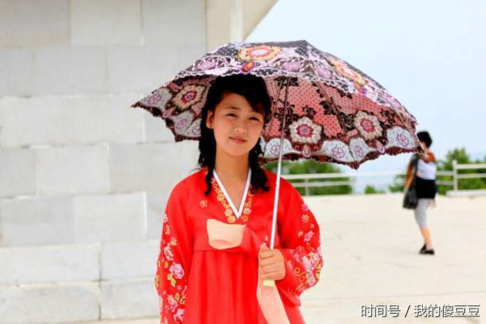 实拍朝鲜国内漂亮女人:后两位想都别想 - 一统江山 - 一统江山的博客
