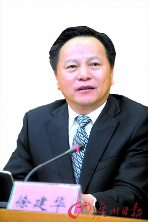 徐建华-武汉海关党组成员,党组纪检组组长
