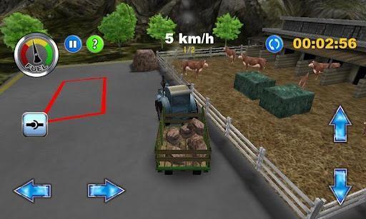 拖拉机之农场司机 Tractor Farm Driver截图4
