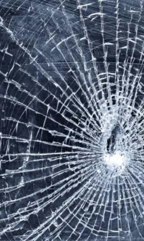 破碎的电脑屏幕壁纸 iphone屏幕破碎壁纸图片