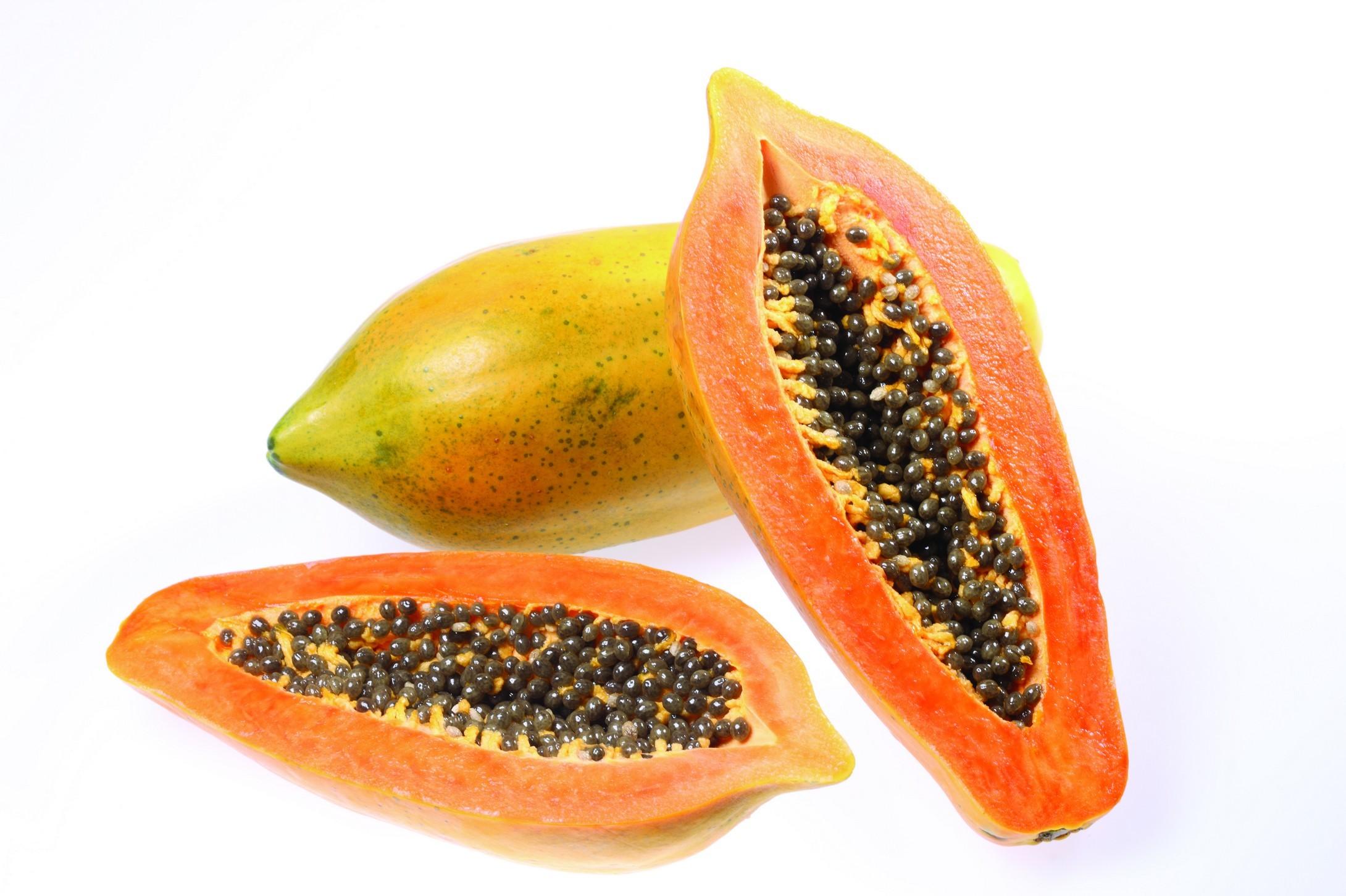 水果木瓜素材小图标