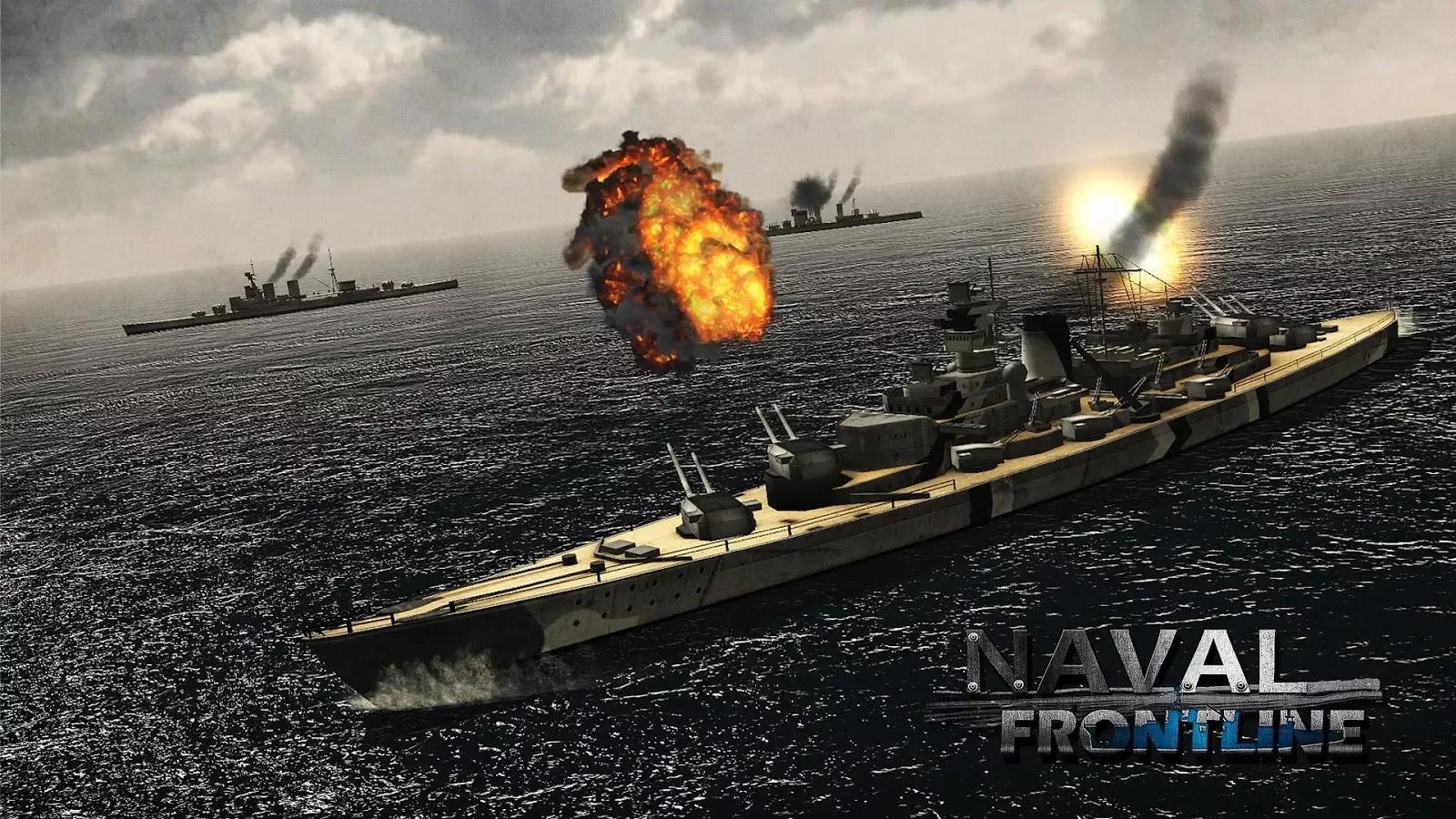海军最前线 : 意军奇袭截图20