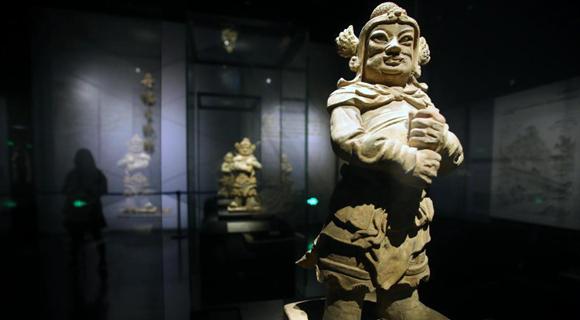 """成都宜宾两地精美文物在成博上演""""双城记"""""""