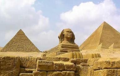 埃及金字塔 编辑本段