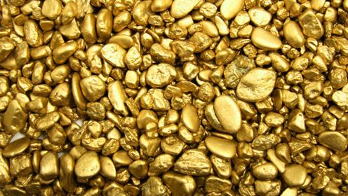 墓葬发现数量庞大的金子,然而考古学家却觉得毛骨悚然!