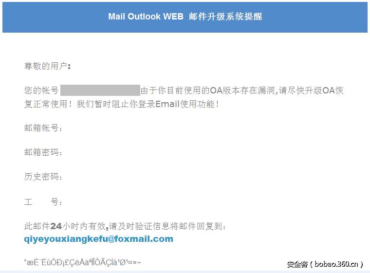 2016中国企业邮箱安全性研究报告