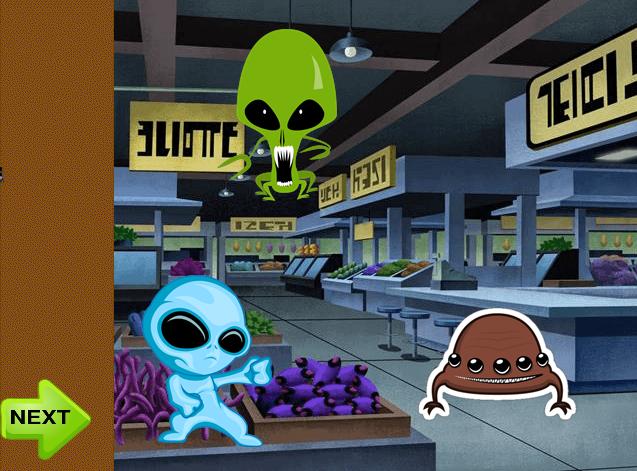 你的孩子喜欢拼图,并希望与外星人, UFO和行星玩?外星人幼儿拼图是一个学习的游戏, 2岁和5岁之间的儿童. 让我们用它你的孩子玩,同时发展他或她的精细动作技能!易于学习和控制: - 触摸屏幕并拖动字母在正确的地方 - 当一个拼图完成后点击箭头切换到一个新的水平产品特点:彩色插图图片儿童友好的界面趣味儿童与你的孩子玩或让他们独自玩耍随机产生的谜题!