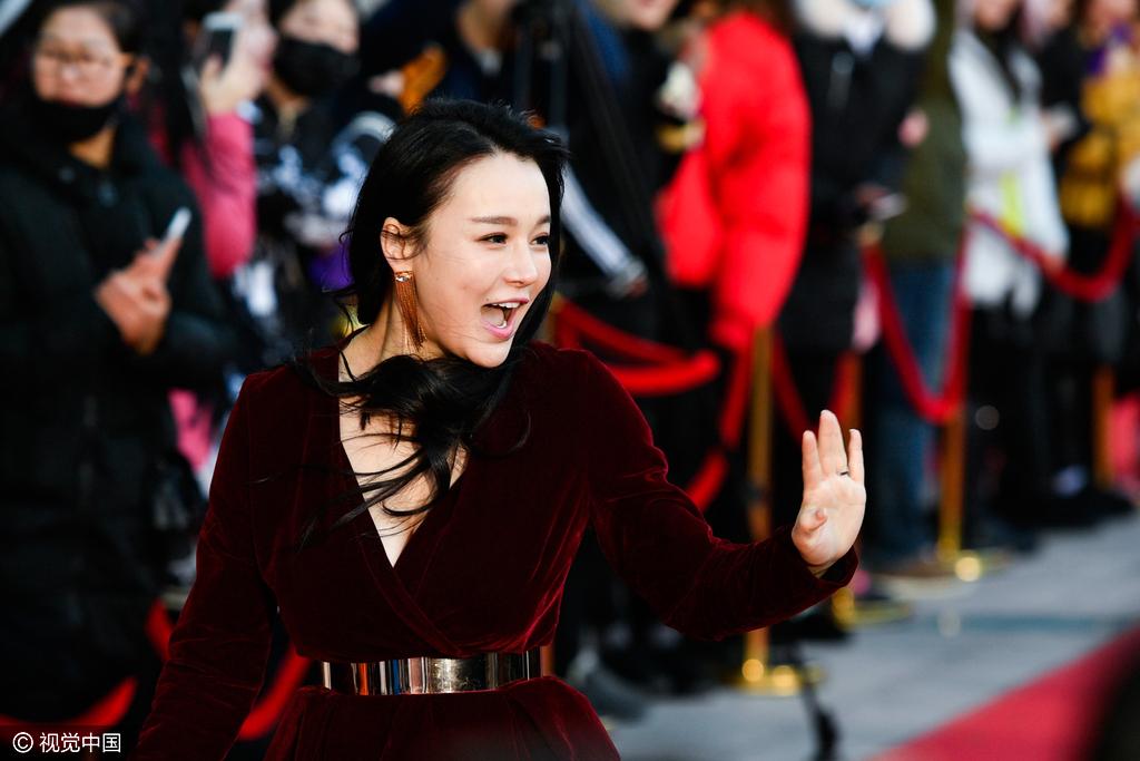 冉莹颖出席劳伦斯颁奖 冰点深V狂秀事业线 - 周公乐 - xinhua8848 的博客