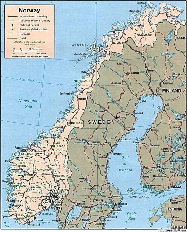 世界上人类发展指数最高的国家,岛屿达十五万个! -  - 真光 的博客