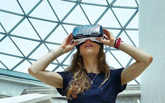 虚拟现实变现