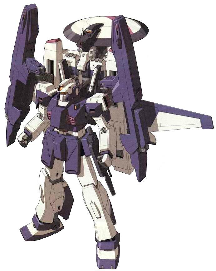MSA-003+FXA-05D雷姆防卫者