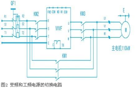 空压机电路接线图ky06