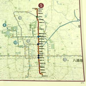 北京地铁17号线有哪些站点图片
