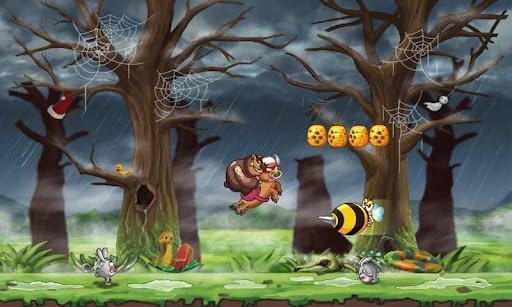 森林跑跑熊末日版 Run Run Bear截图2