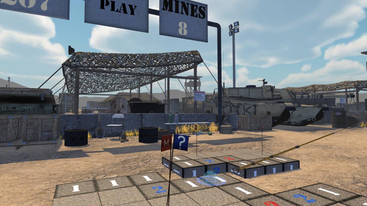 《扫雷》VR版登陆Steam