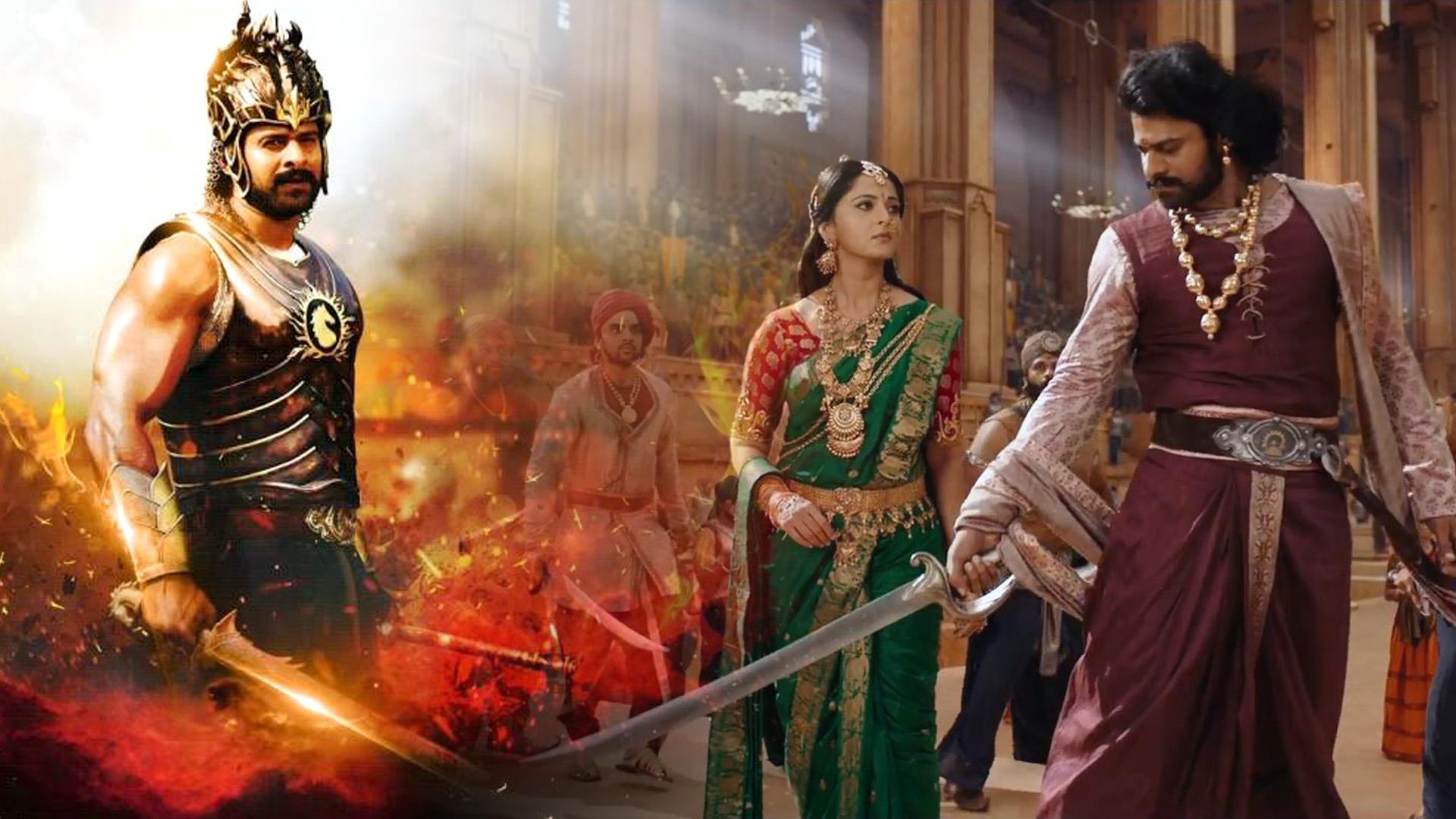 印度神作《巴霍巴利王2》震撼回归,打造出史诗级的华丽视听盛宴
