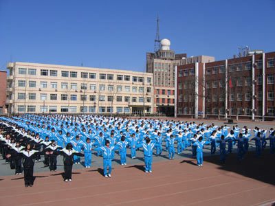 北京市海淀实验中学和北京育英学校的高考升学率哪个高 急图片