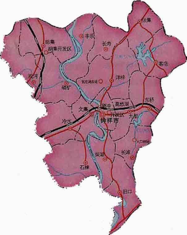 大宁镇地图