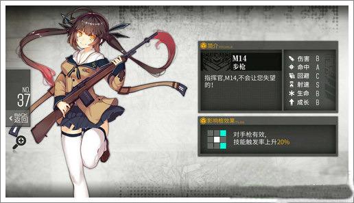 少女前线步枪哪个好